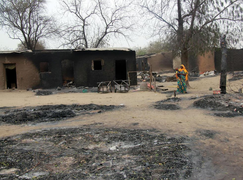 Baga is said to have been all but destroyed in the Boko Haram attack