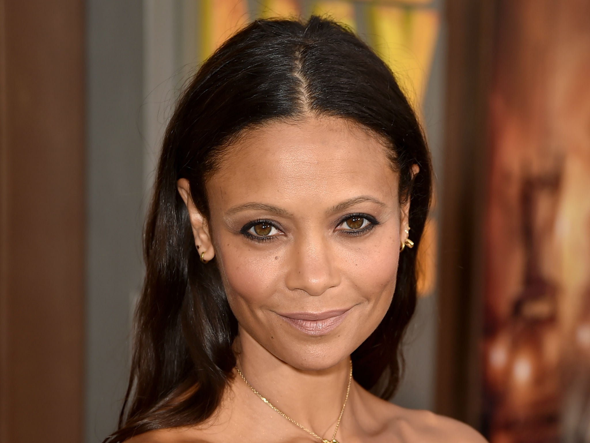 Thandie Newton Criticises Starbucks Over Statue Of 19th