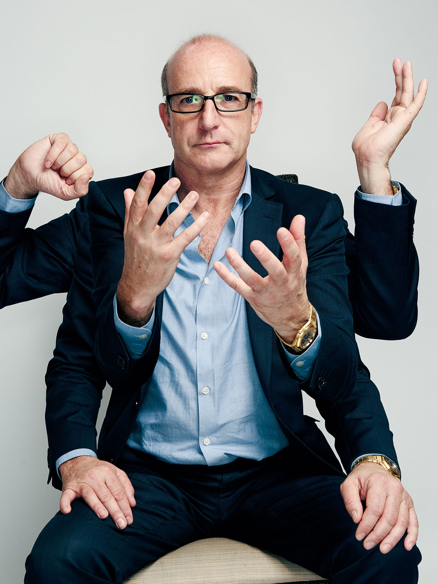 Paul mckenna interview the celebrity hypnotist is launching a new lending fandeluxe Gallery