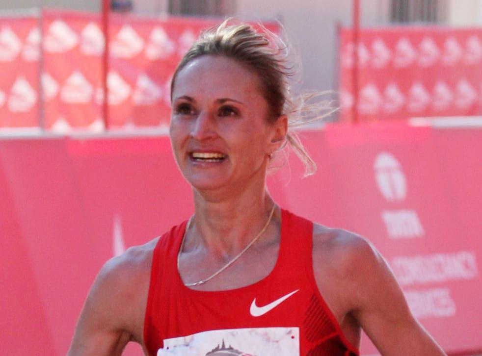 Liliya Shobukhova's doping case led to the inquiry and bans