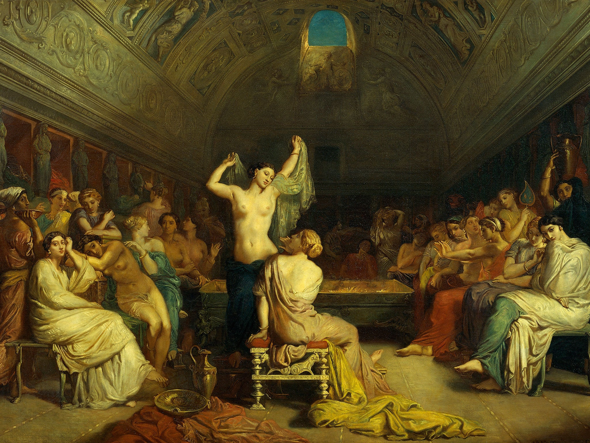 Romans Suffered From Body Parasites Just As Much As