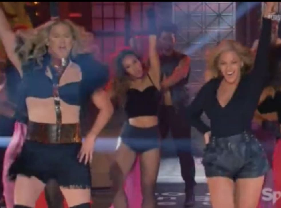 Tatum enlists Beyonce's help in Lip Sync Battle
