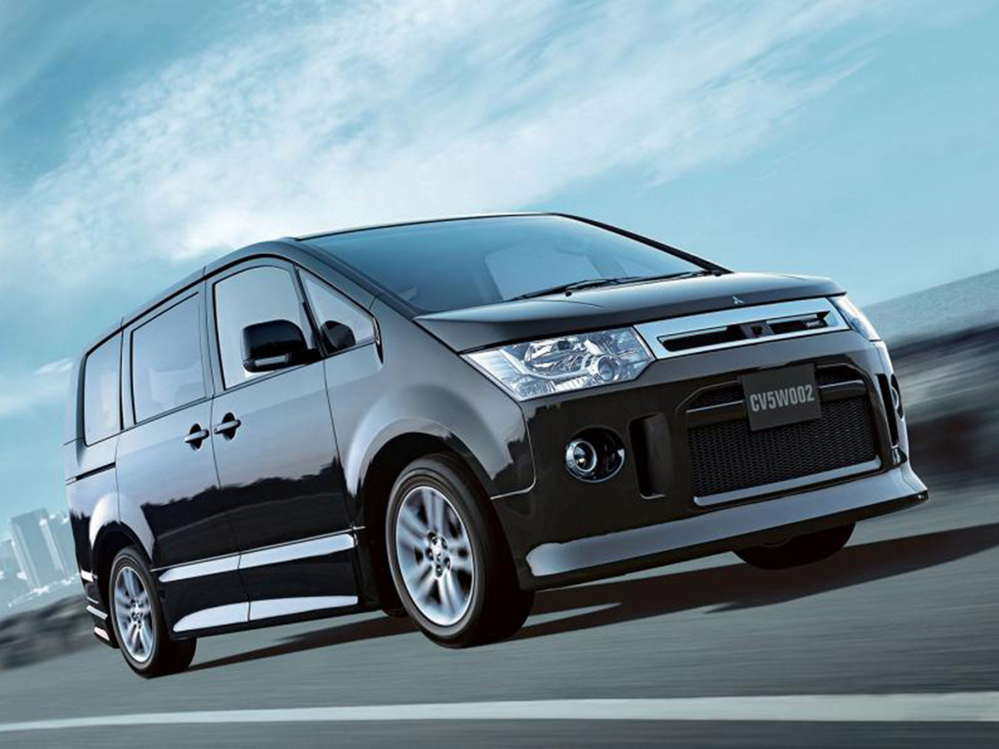 Five best second hand japanese vans from the mitsubishi delica to combine fandeluxe Gallery