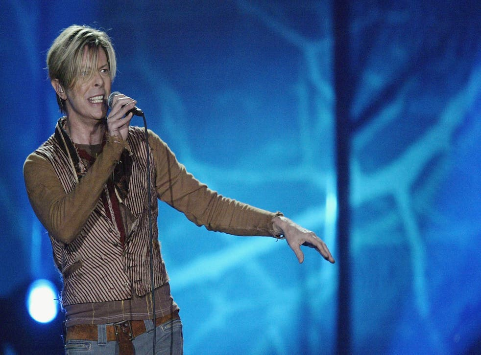 Bowie reportedly used the money to buy songs owned by his former manager.