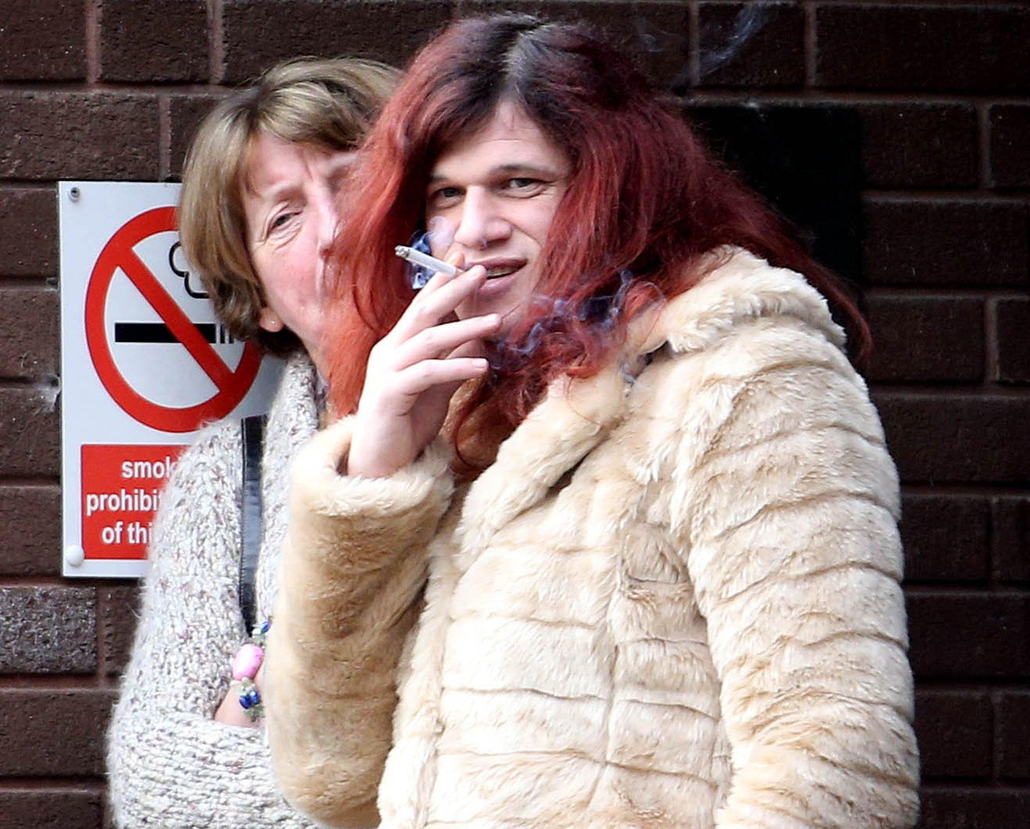 Davina Know Your Place Lyrics Top transgender woman davina ayrton sent to male prison after rape