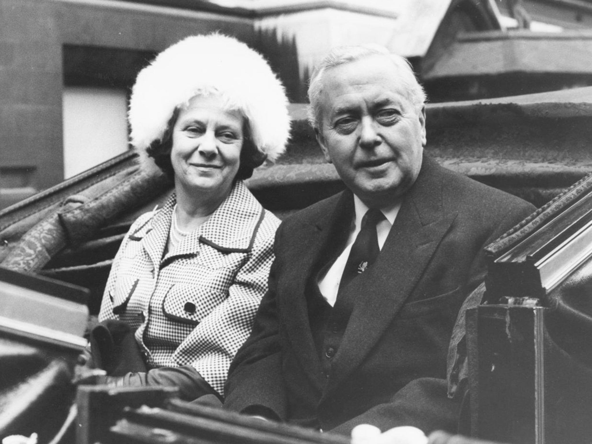 Mary Wilson Wife Of Former Prime Minister Harold Turning 100 Years