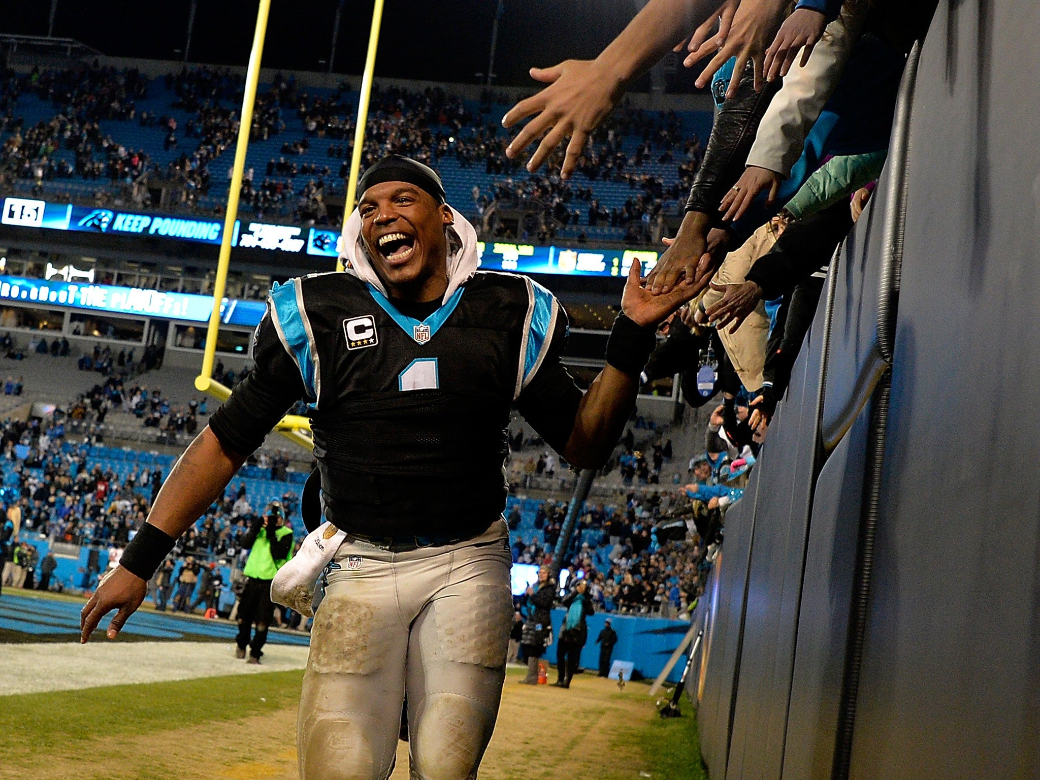 7d3caa4b NFL: Cardinals and Panthers lie in wait as play-off party begins ...