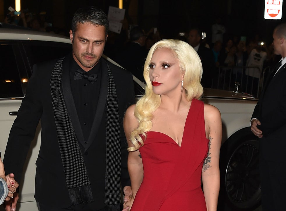 Lady Gaga Gets Naked With Fiancé Taylor Kinney For V