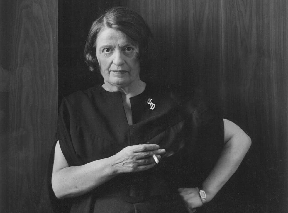 Ayn Rand, one of the new names suggested for the revised curriculum, was a Russian-born American novelist, philosopher, playwright, and screenwriter