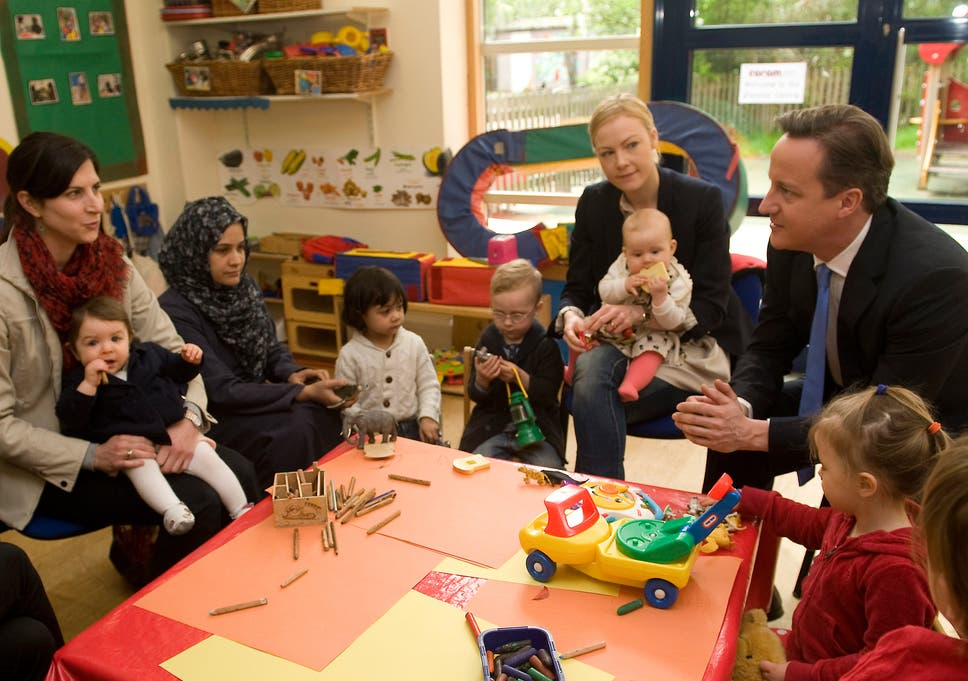 David Cameron Plans To Make Parenting Classes Normal The Independent