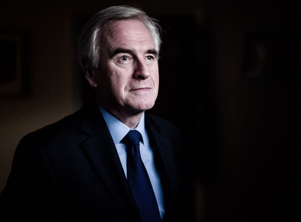 John McDonnell remains confident of securing a Labour victory in 2020 – and even winning over Tory voters