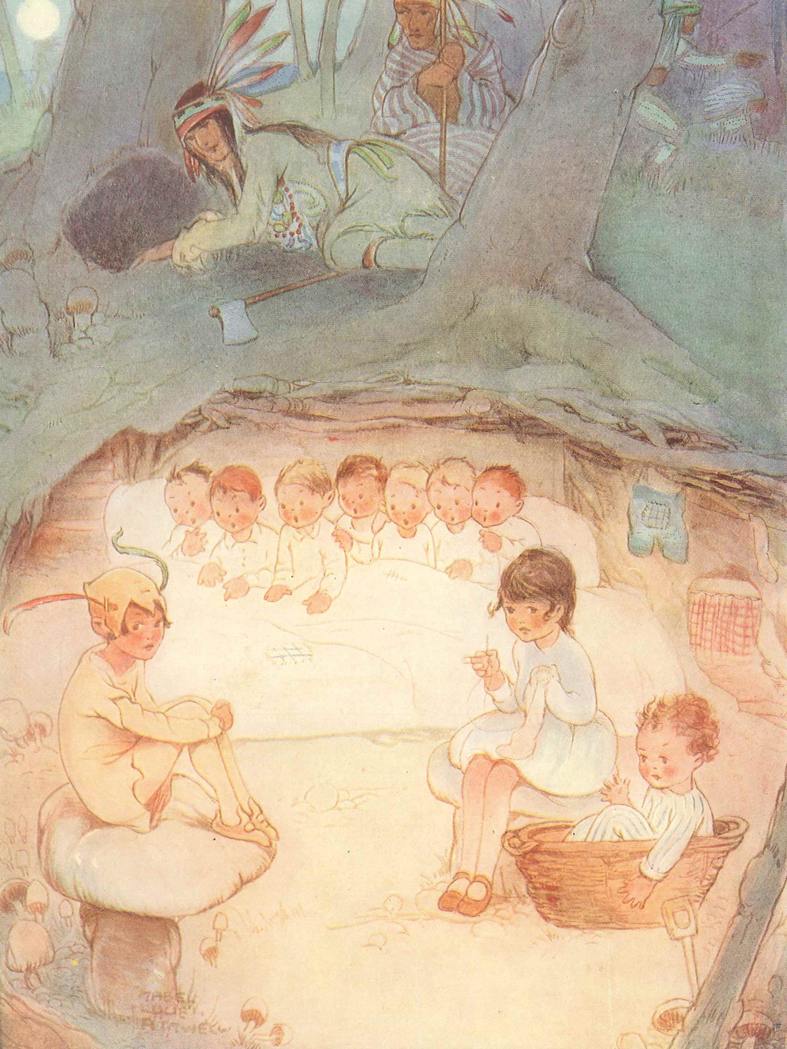Drawing on Childhood: New exhibition examines why so many of our