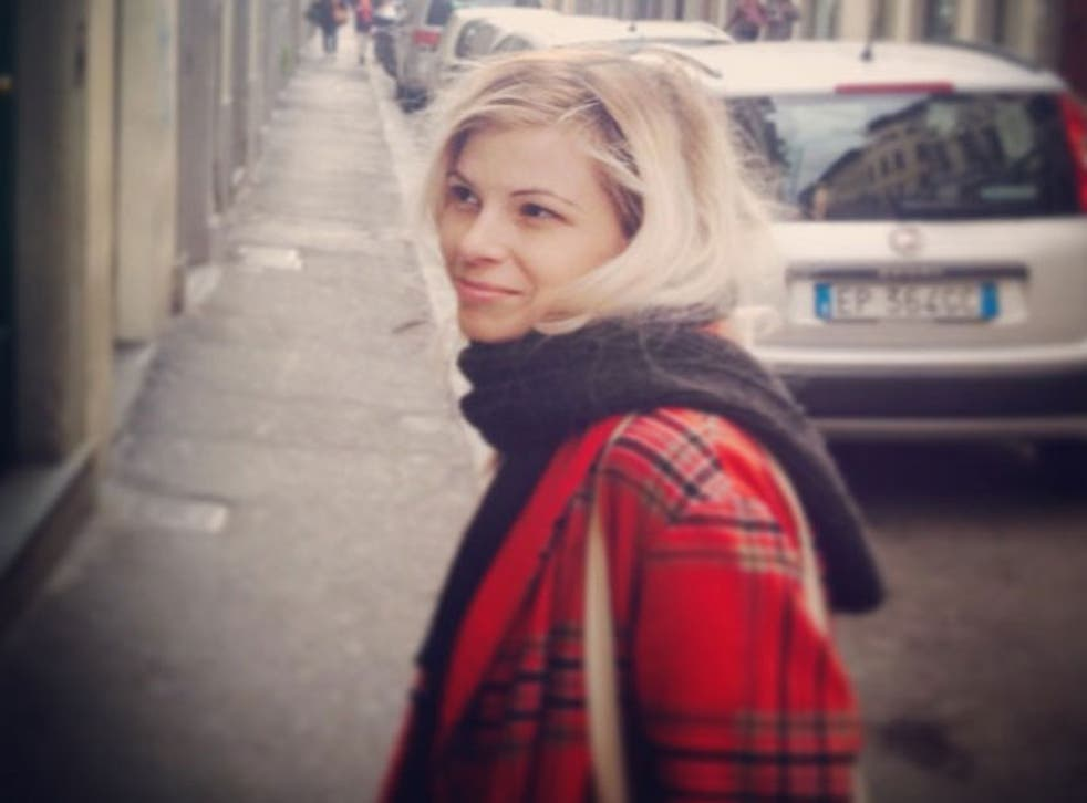 American artist Ashley Ann Olsen was found dead in her flat in Florence