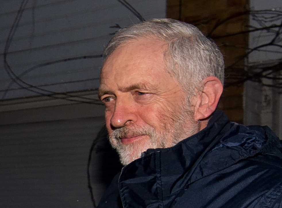 Jeremy Corbyn says the public is 'crying out for a Labour government that can offer a real alternative'