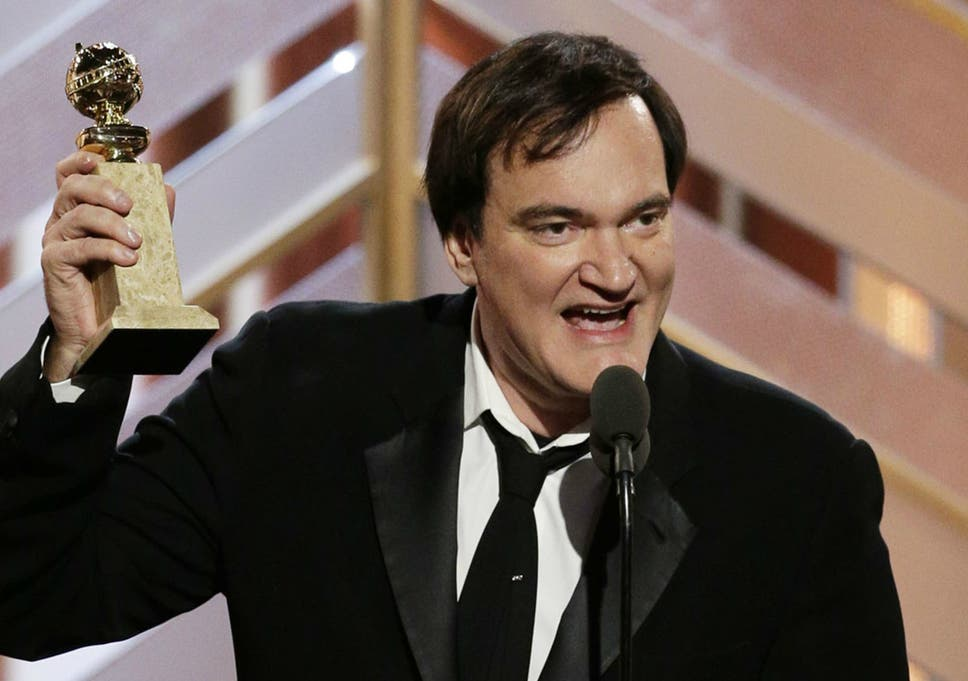 Image result for Quentin Tarantino: 2016 Golden Globes