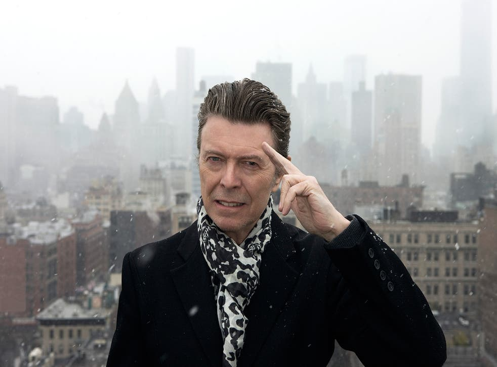 On his 69th birthday, Blackstar, a resolutely experimental new album, appeared
