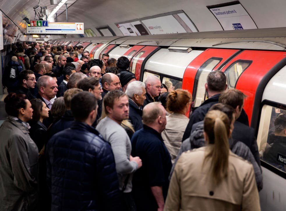 Commuters already face disruption on Tuesday due to a separate dispute
