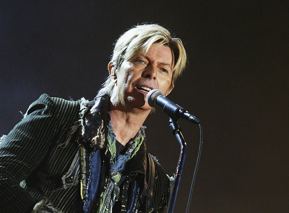 Bowie exuded not just charisma but genuine charm and humanity