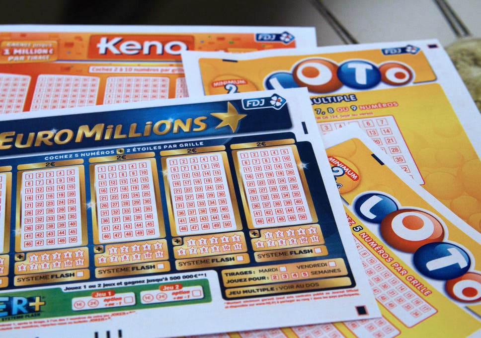 Lottery winner didn't realise he'd just become a millionaire until