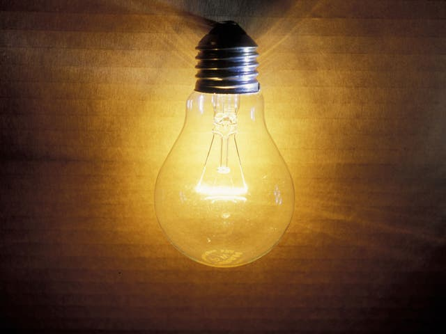 Older style light bulbs have not changed in their basic design since the days of Thomas Edison