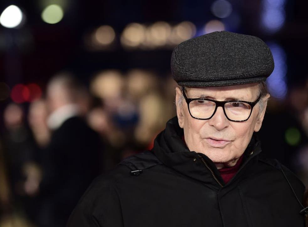 Ennio Morricone denies making disparaging comments about his collaborator Quentin Tarantino