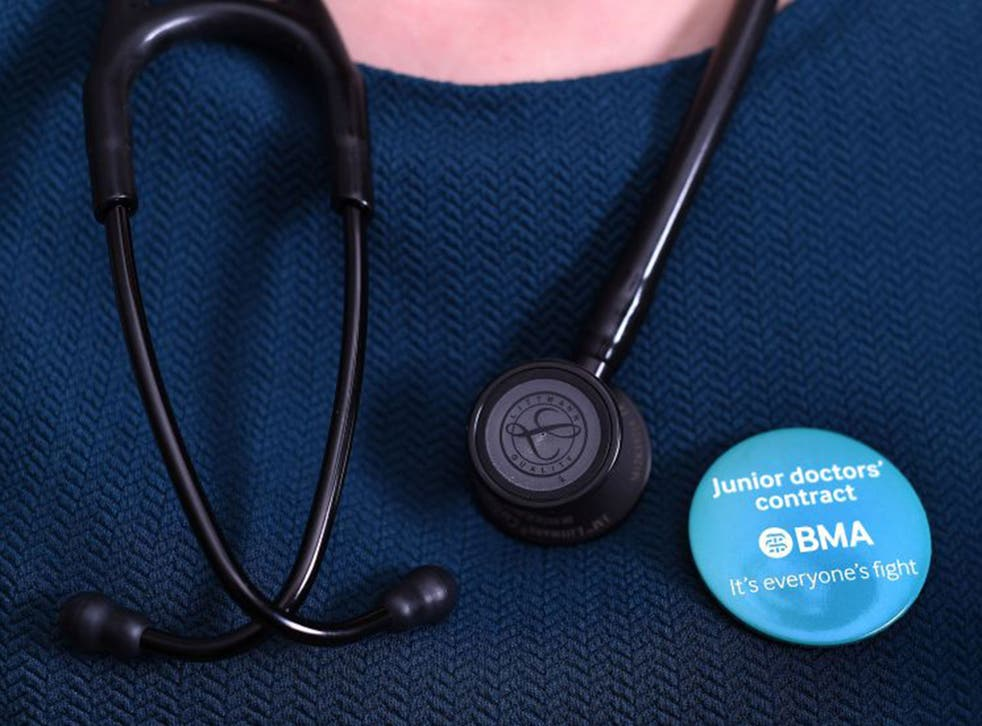 Up to 38,000 junior doctors could take part in the 24-hour strike action