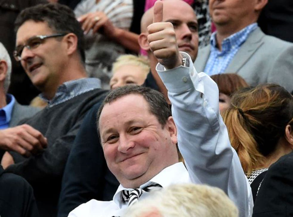 What if Mike Ashley considered moving Newcastle's training base to London?