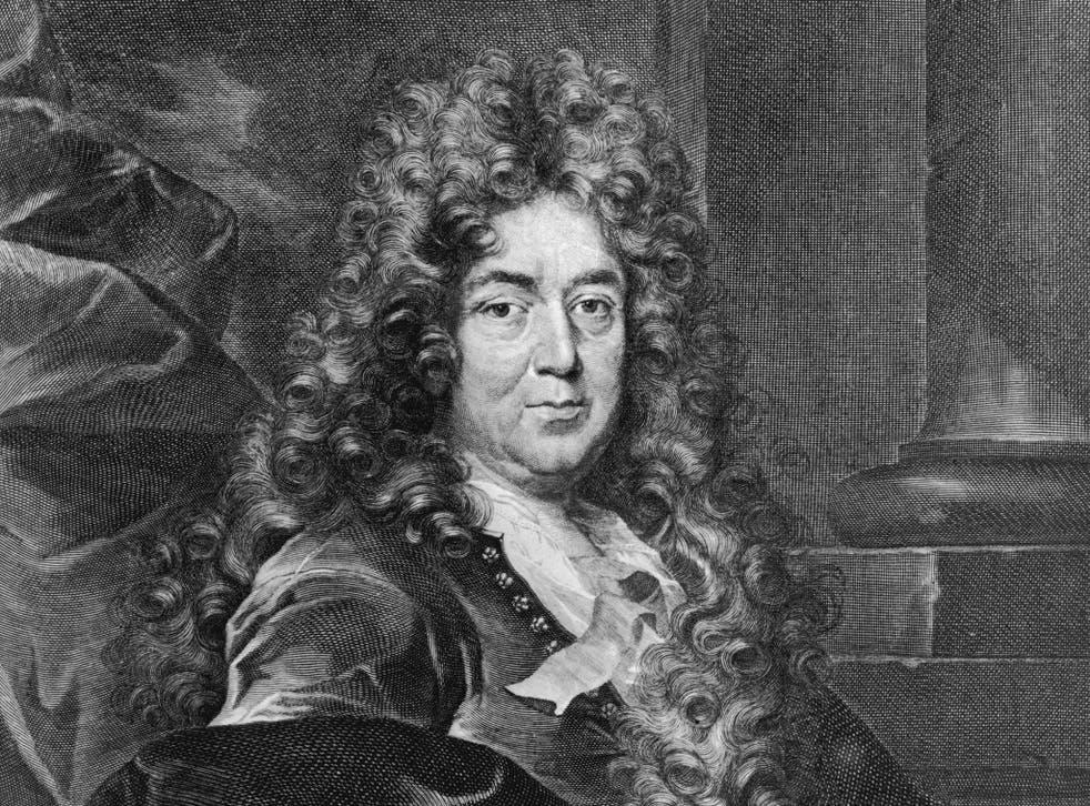 Charles Perrault by Penault, circa 1694