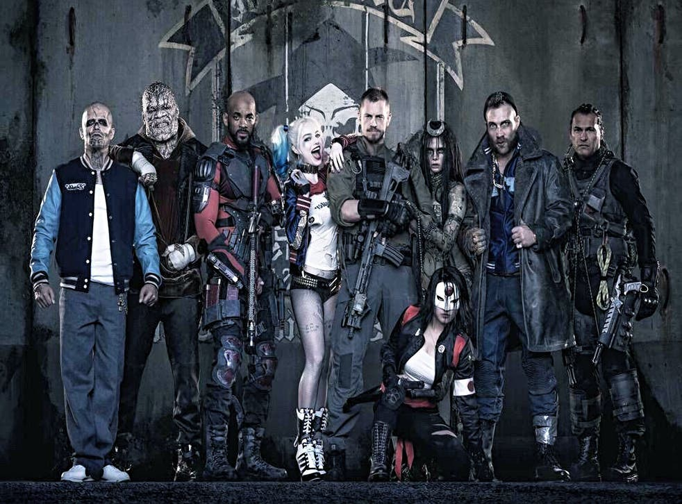 Suicide Squad disappointing movies