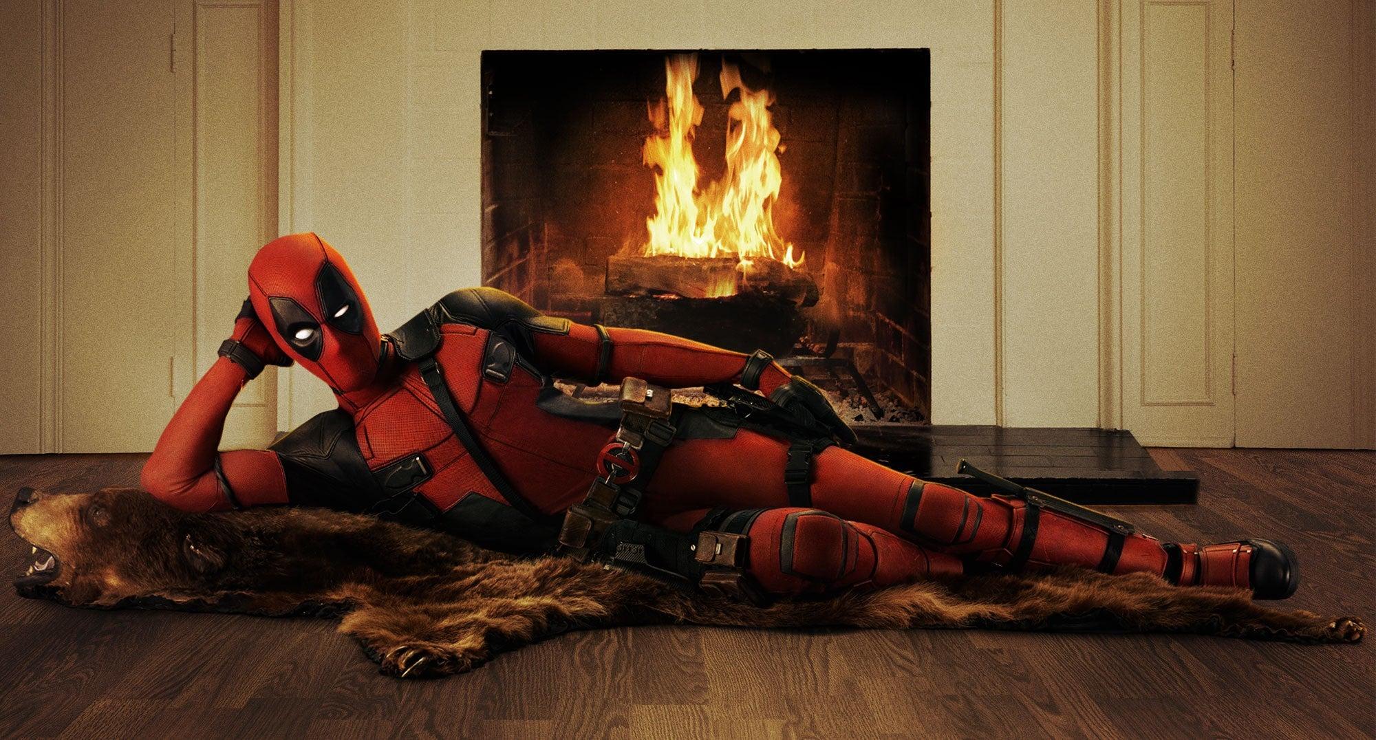 Deadpool 2: Ryan Reynolds shares first look at Zazie Beetz as ...