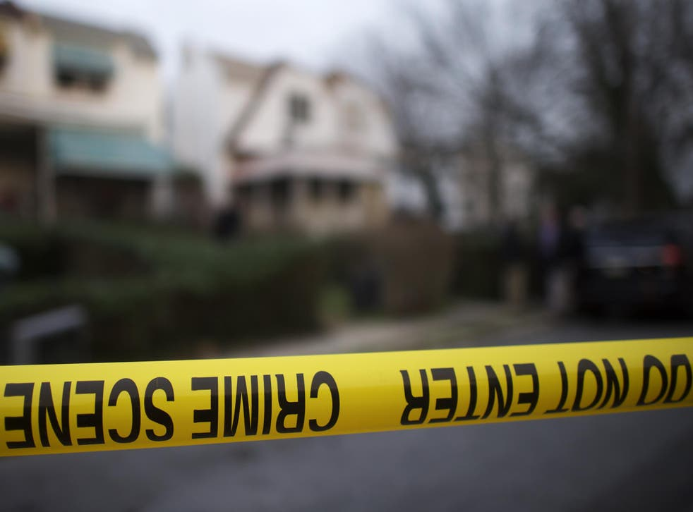 A father fatally shot his own son in Cincinnati on Tuesday.
