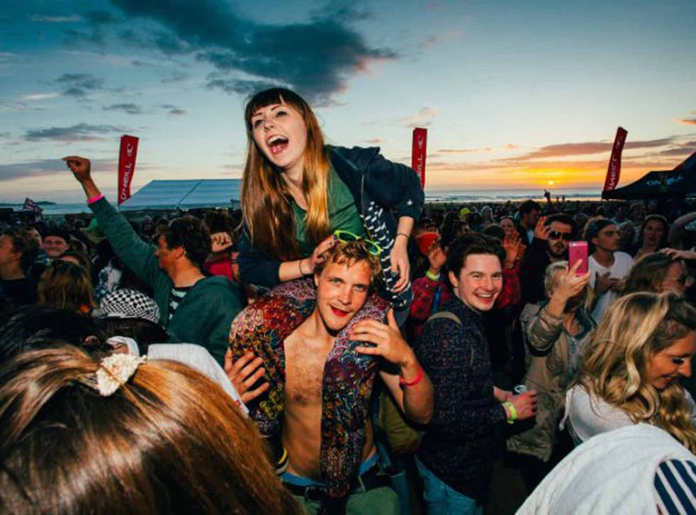 All together now: crowd funded festivals increase the music lovers' sense of ownership