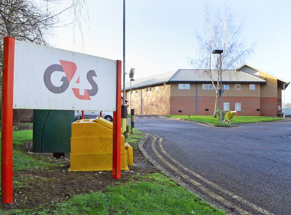 The staff at Lincolnshire Police force were employed by G4S