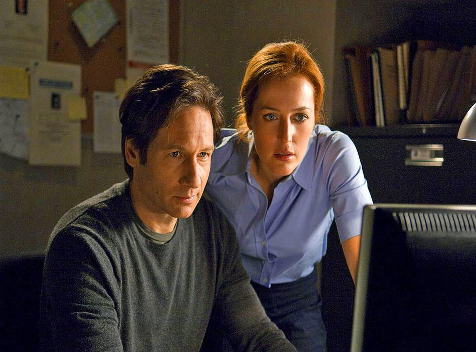 David Duchvony and Gillian Anderson will be reprising their roles in 'The X-Files: Cold Cases' on Audible in July