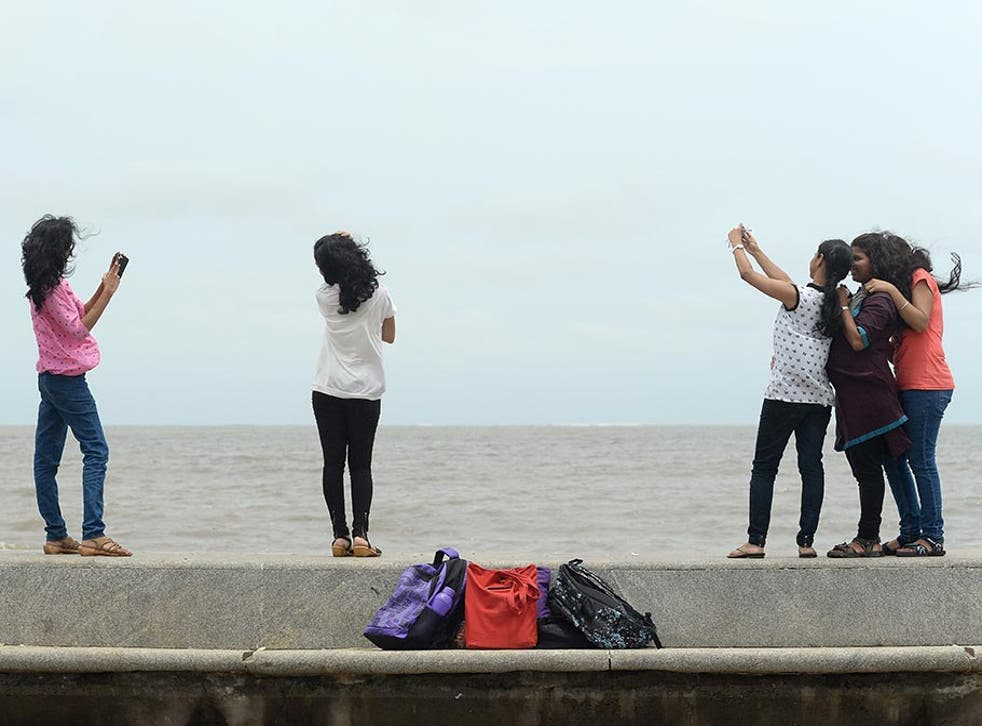 Marine Drive promenade is one of the areas that has been identified as dangerous for taking 'selfies'