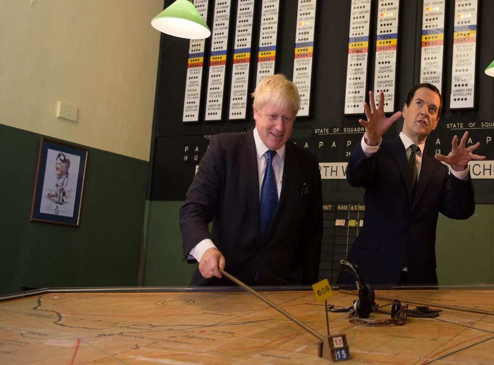 Boris is more than twice as popular as George.