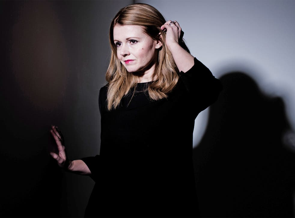 Sian Gibson: 'I'm really loving doing comedy. And that's what being thrown at me at the moment'