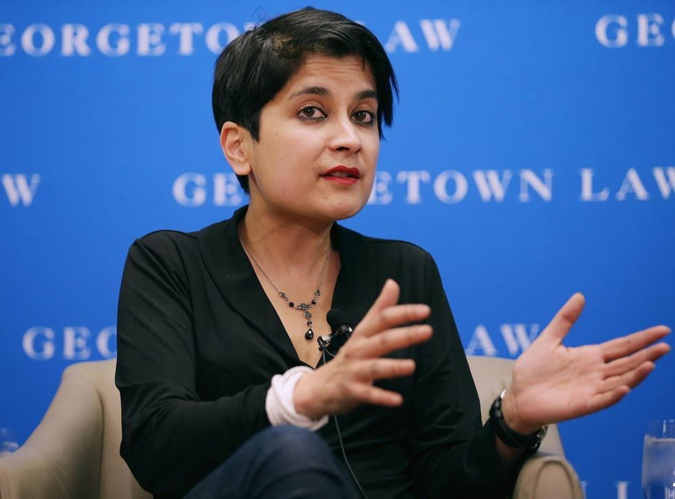 Shami Chakrabarti also claimed it was time to evaluate the role of privately run prisons in Britain