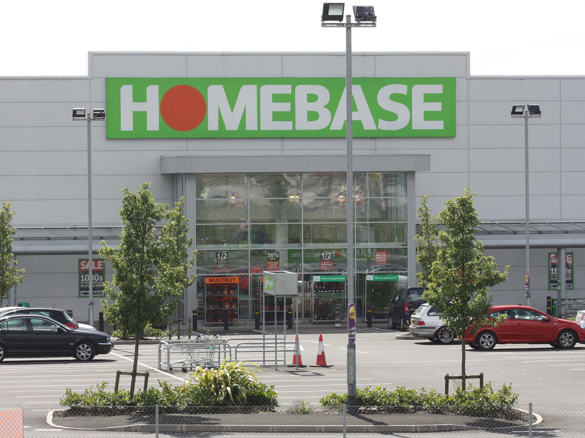 Home Retail Close To 340m Sale Of Homebase To Australian Retailer