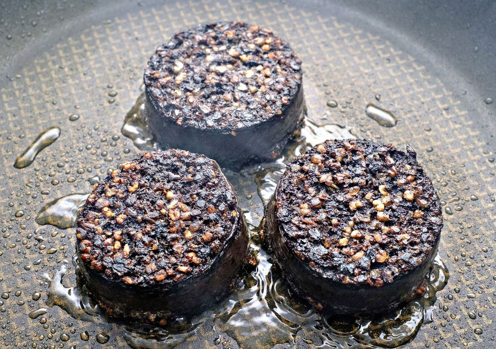 Is black pudding really a superfood? | The Independent
