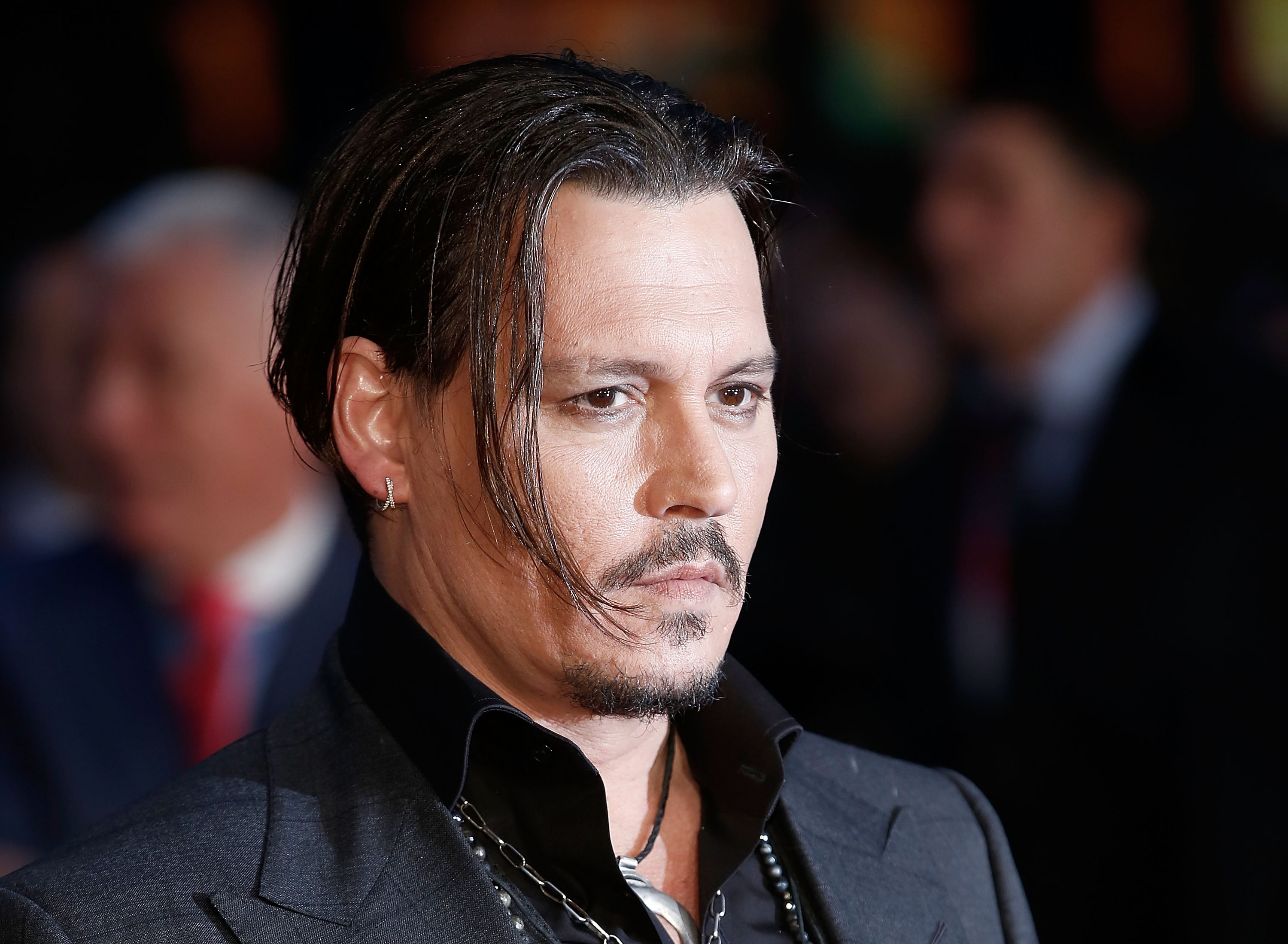 Johnny Depp and Vanessa Paradis' son suffering 'serious