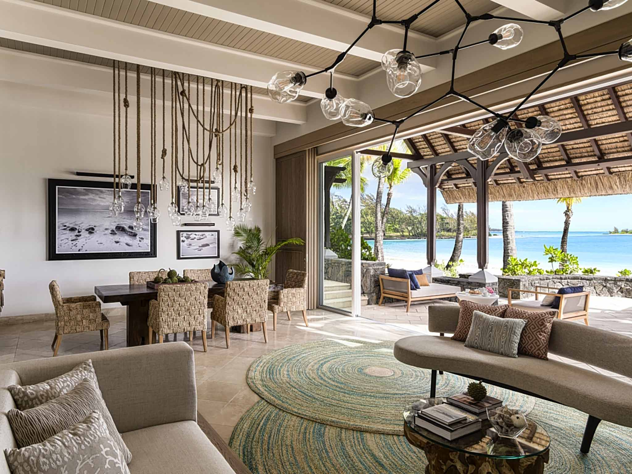 Winter sun retreats from mauritius to mozambique the for Design hotel mauritius