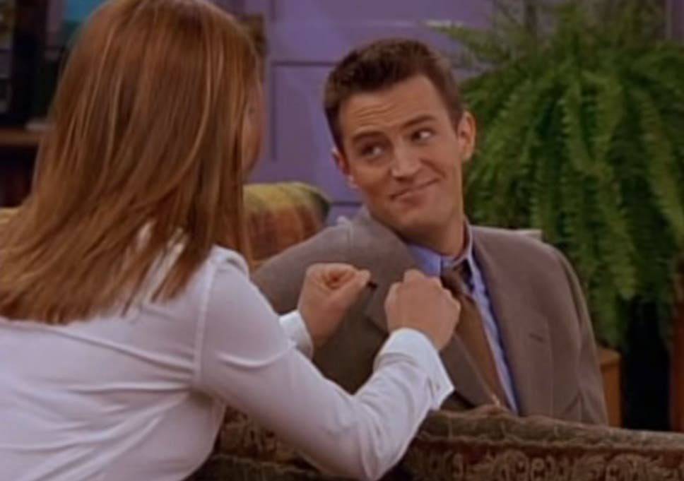 21 Of Chandler Bing S Best One Liners From Friends