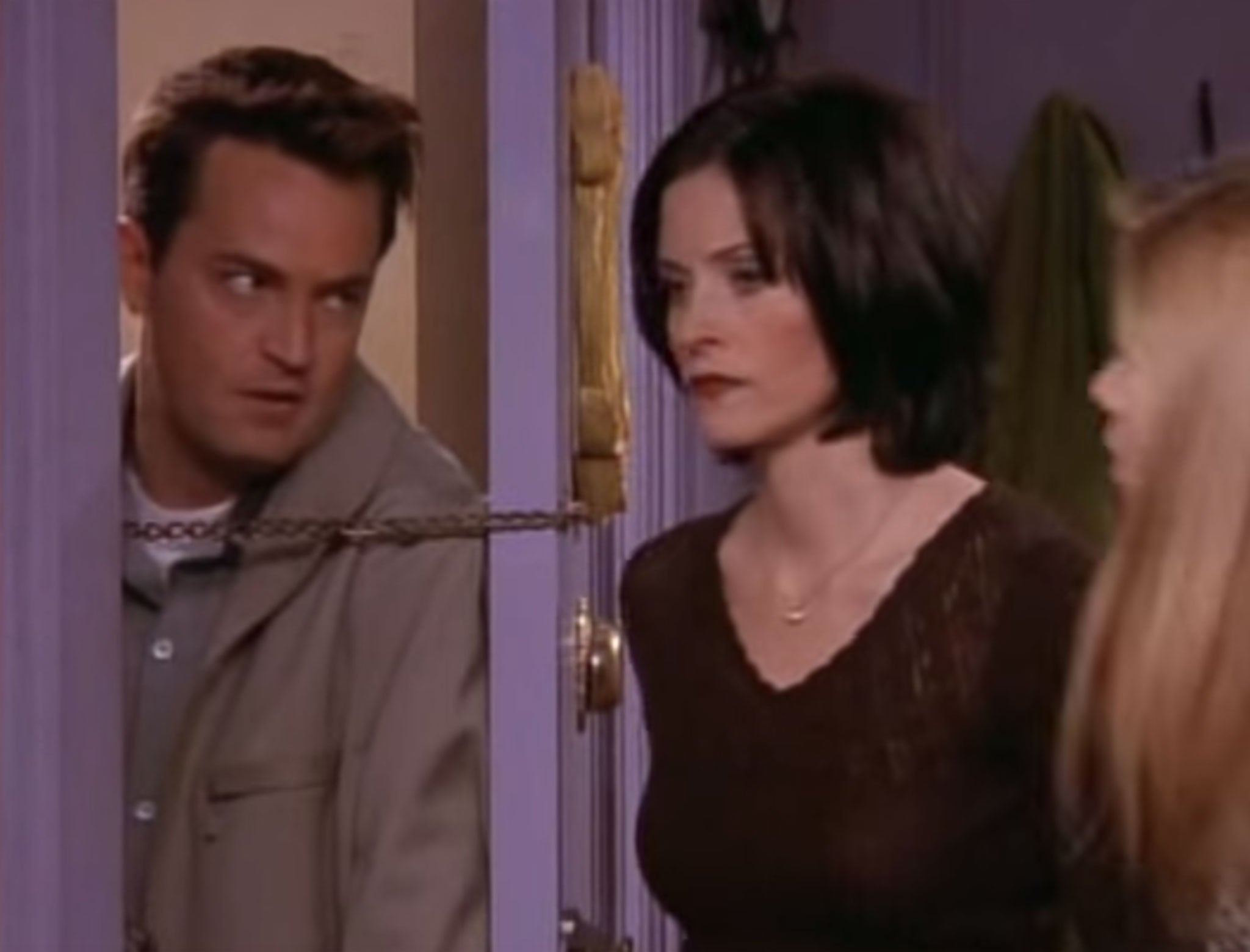 Friends on Netflix: 21 of Chandler's best one liners | The