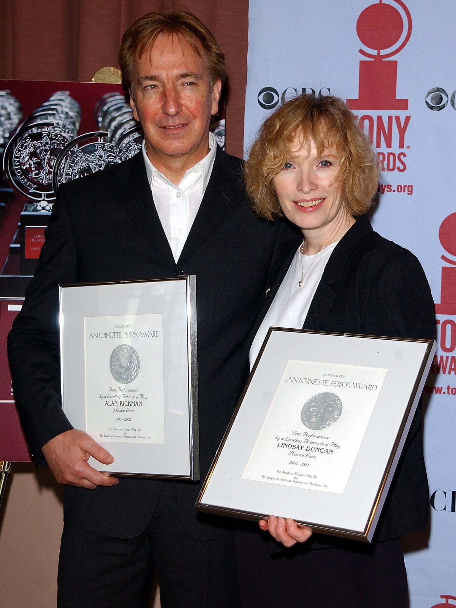 Alan Rickman dead: British actor and theatre legend has died