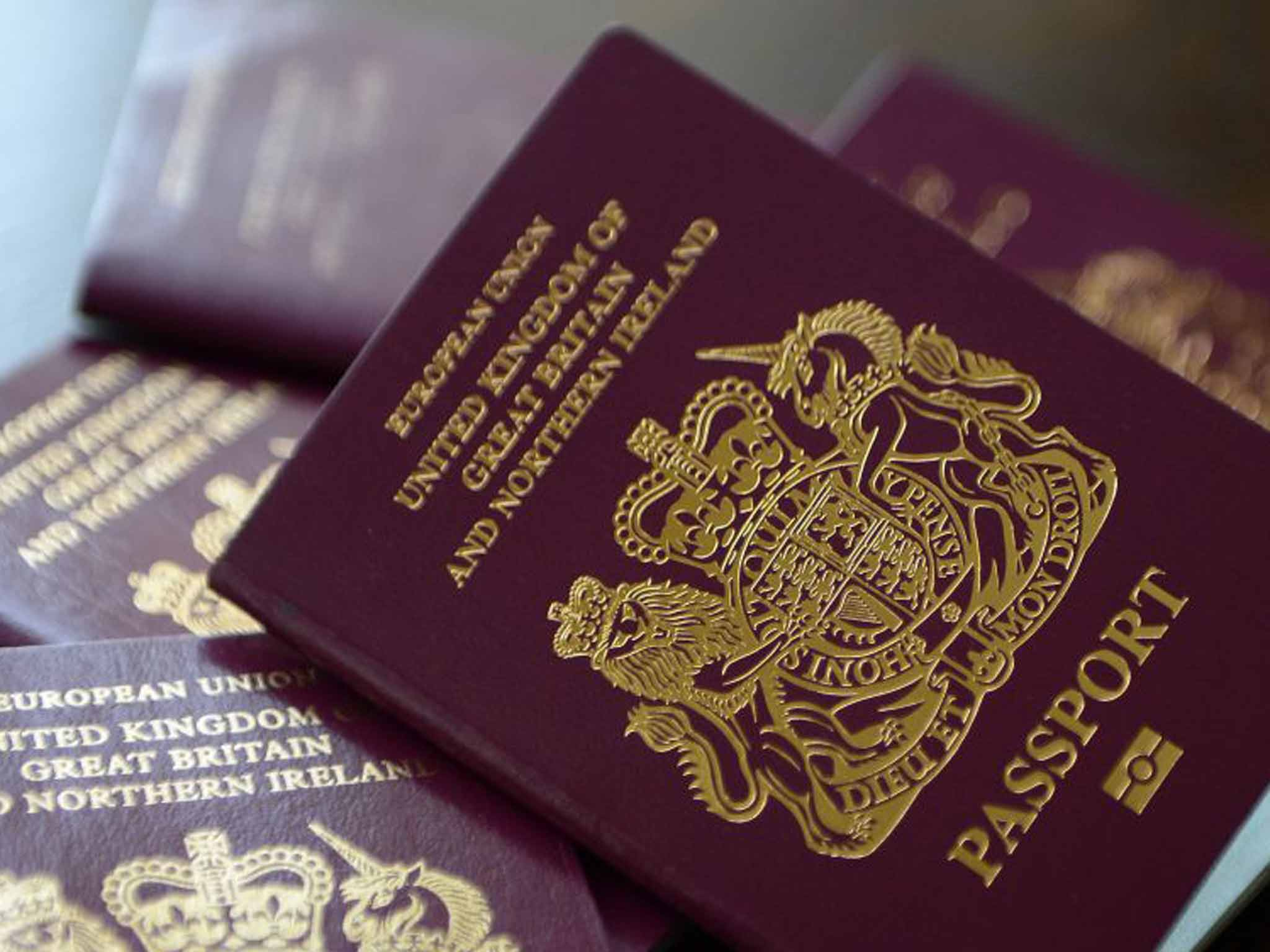 What you need to know about the new passport rules for Britons