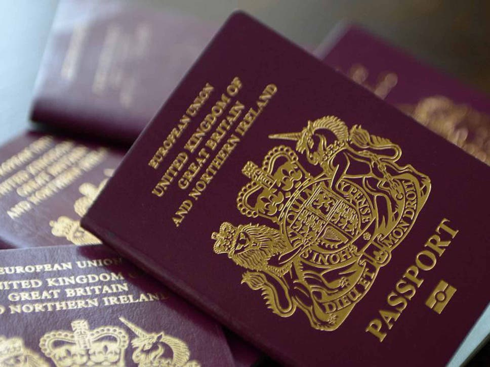 What you need to know about the new passport rules for Britons ...