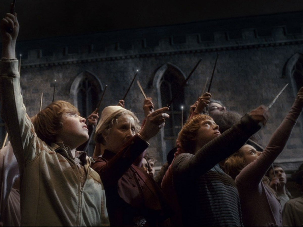 Harry Potter: 13 Great Movie Moments That Weren't In The Books