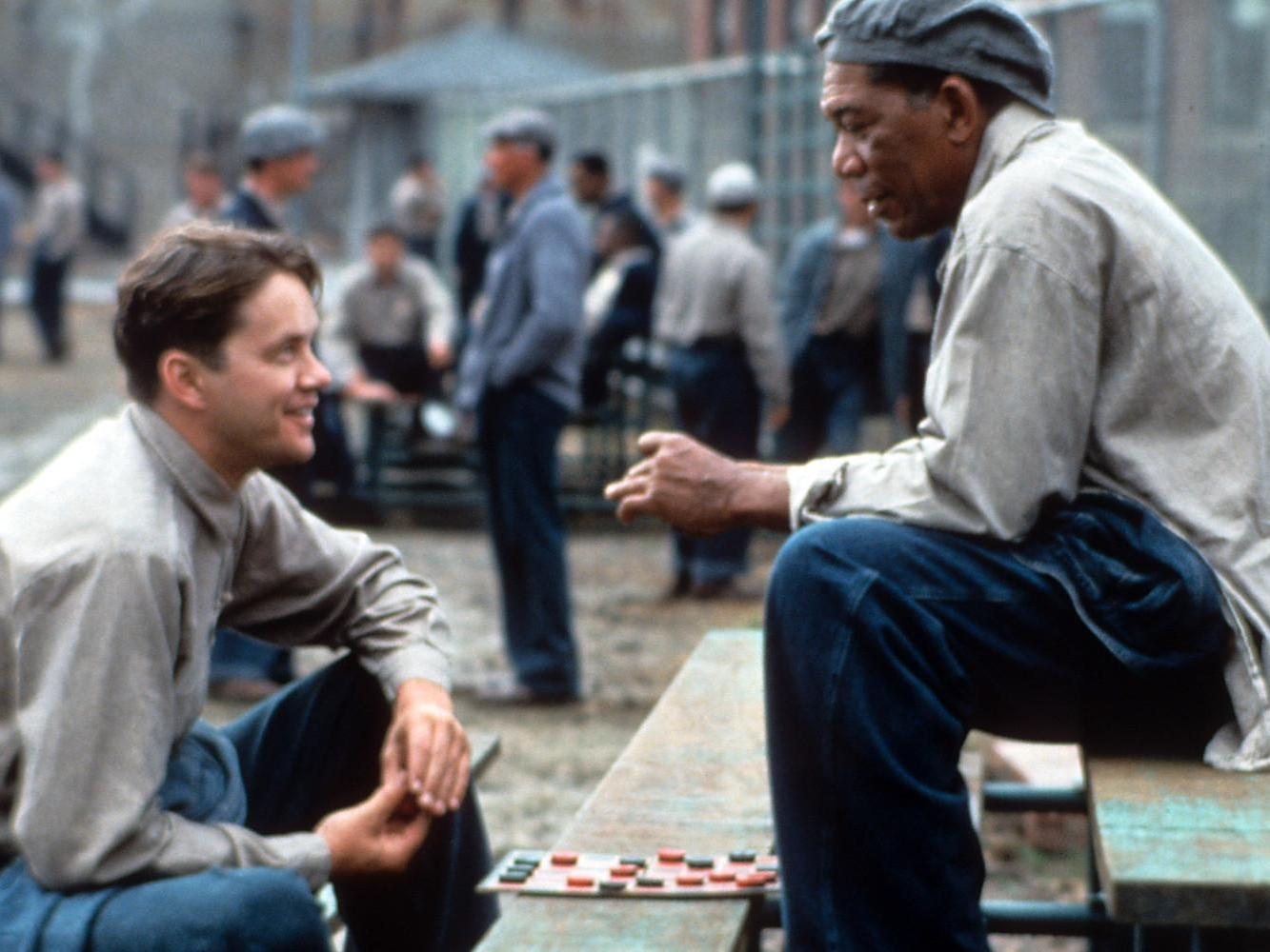 Shawshank Redemption director reflects on number one IMDb ranking: 'I find it hard to believe it's better than The Godfather'