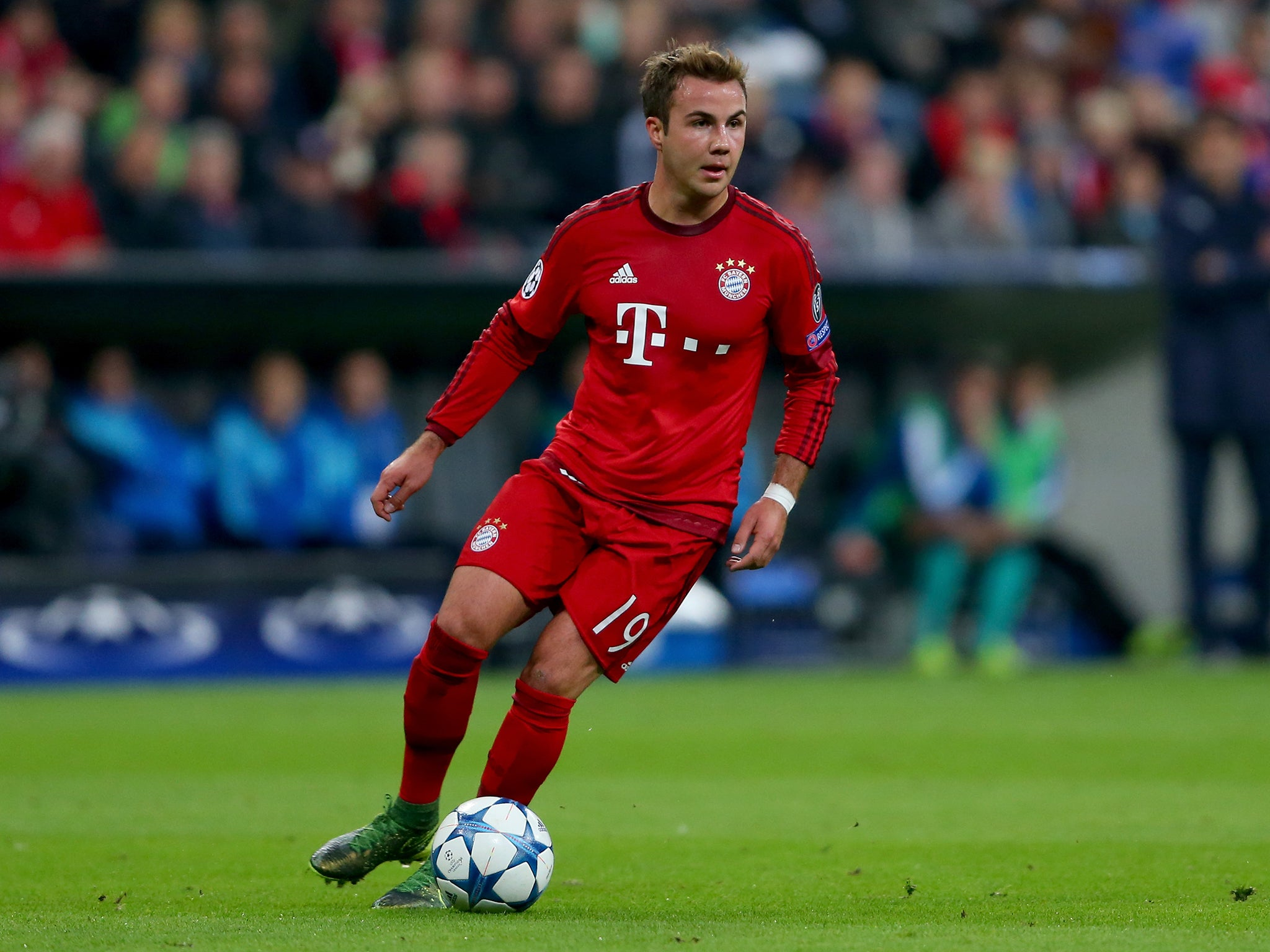 Mario Gotze Bayern Munich refuse to rule out move as Liverpool